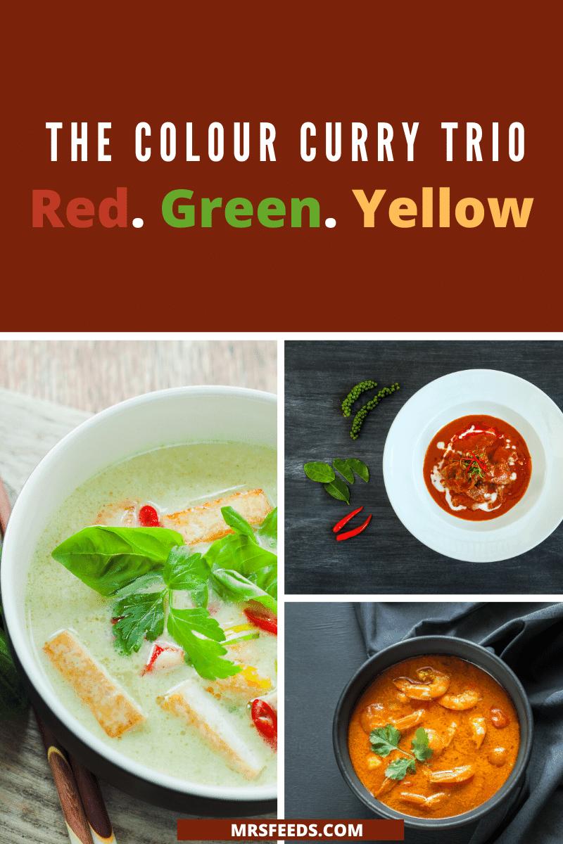 Indian food versus Thai food