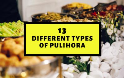 13 Interesting Varieties of Pulihora