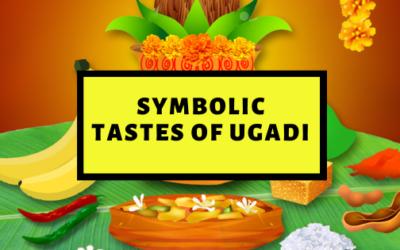 Significance of Six Tastes of Ugadi Pachadi