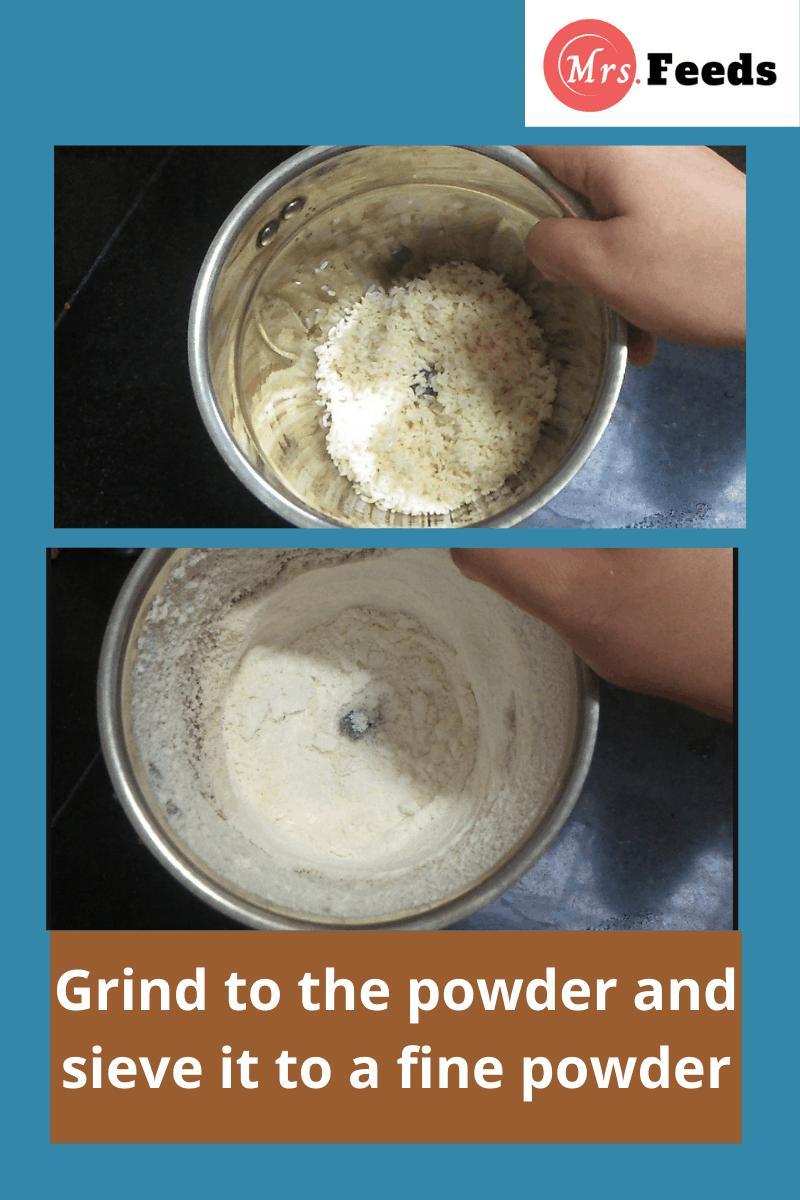 How to make Kobbari Boorelu