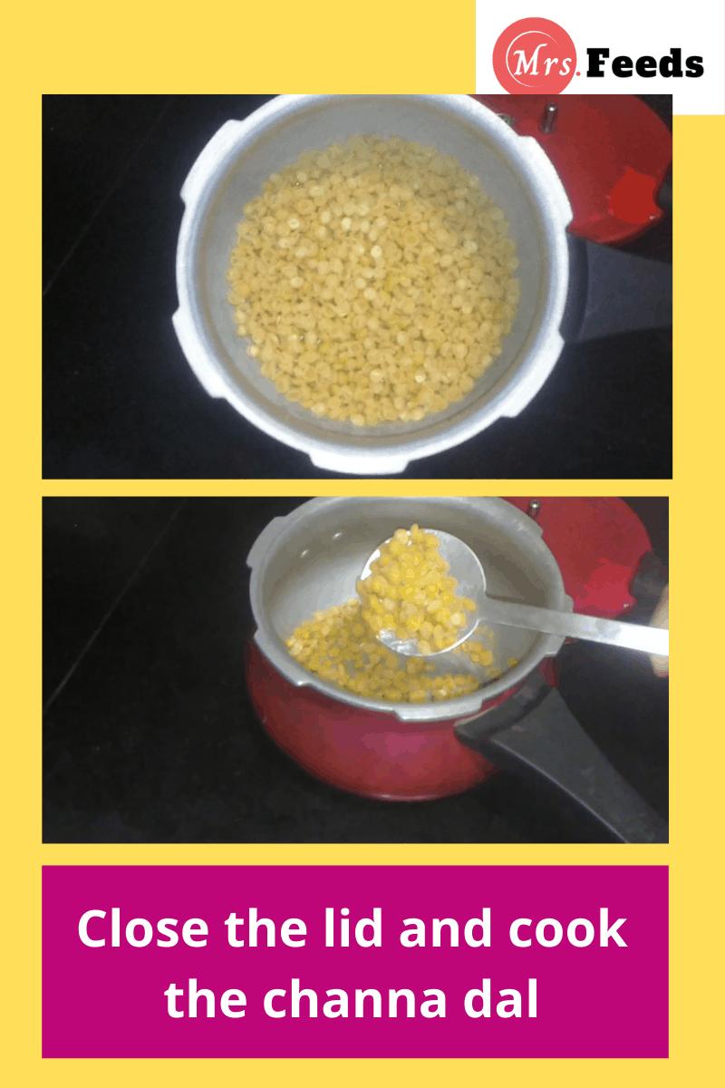 How to make boorelu with maida