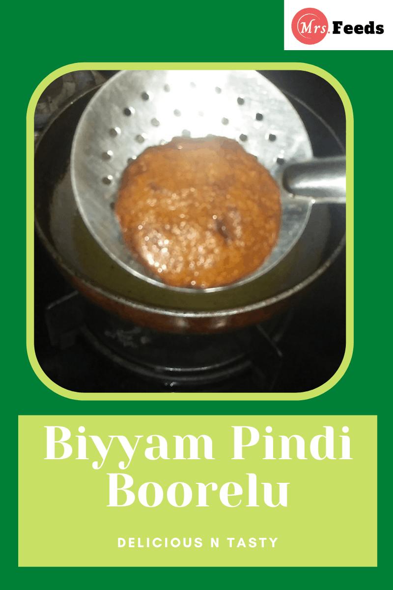 Boorelu Recipes